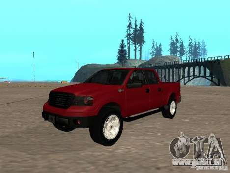 Ford F-150 2005 pour GTA San Andreas