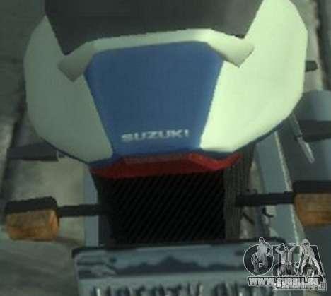 NRG900 to Suzuki GSX-R pour GTA 4 est un droit