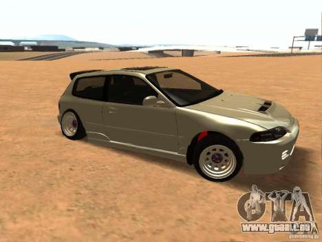Honda Civic EG6 pour GTA San Andreas