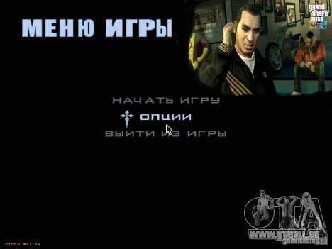 Nouveaux écrans de Miami + bonus pour GTA San Andreas deuxième écran
