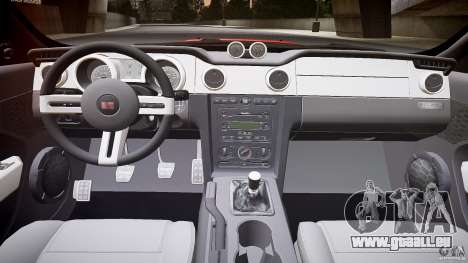 Saleen S281 Extreme - v1.1 für GTA 4 Rückansicht