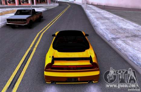 ENBSeries by HunterBoobs v3.0 pour GTA San Andreas cinquième écran