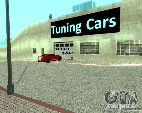 HD Motor Show pour GTA San Andreas
