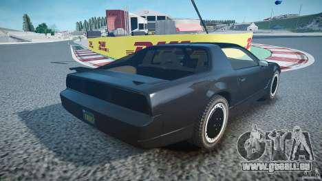 Knight Rider [EPM] für GTA 4 Räder