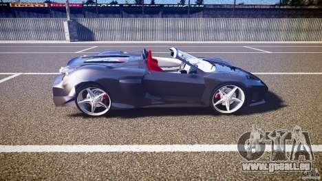 Ferrari F430 Extreme Tuning für GTA 4 Seitenansicht