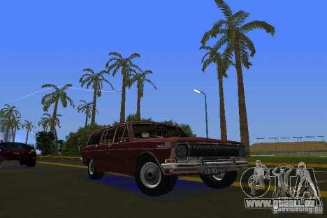 GAZ 2402 Wolga für GTA Vice City linke Ansicht