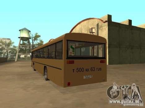 Man 202 pour GTA San Andreas vue de côté