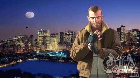 Écrans de chargement pour GTA 4 quatrième écran
