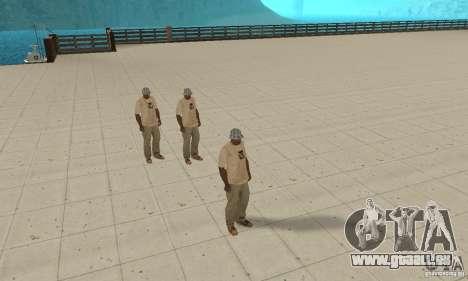 Eine Menge von CJ für GTA San Andreas