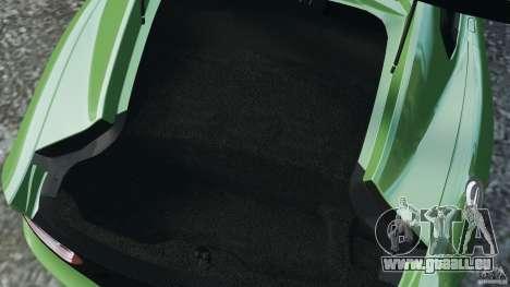 SRT Viper GTS 2013 für GTA 4 Unteransicht