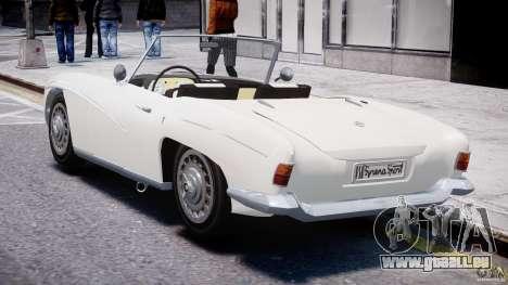 FSO Syrena Sport 1960 pour GTA 4 est un côté
