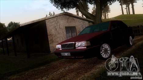 Volvo 850 Final Version für GTA San Andreas rechten Ansicht
