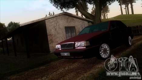 Volvo 850 Final Version für GTA San Andreas rechten Ansicht