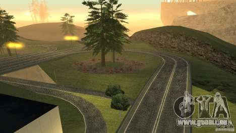 New HQ Roads für GTA San Andreas zwölften Screenshot