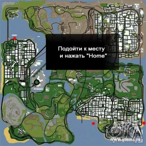 Schiffe für GTA San Andreas dritten Screenshot