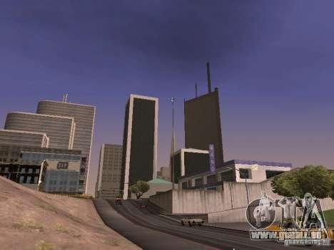 Weather manager pour GTA San Andreas sixième écran