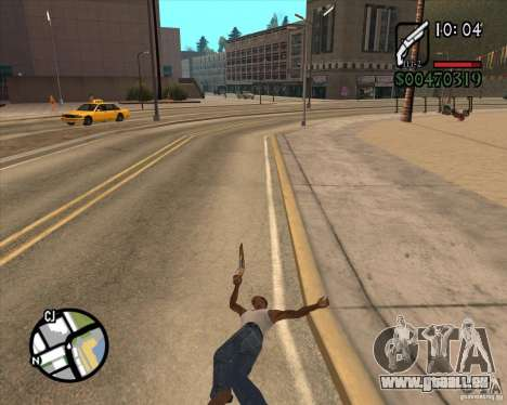 Endorphin Mod v.3 für GTA San Andreas zehnten Screenshot