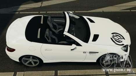 Mercedes-Benz SLK 2012 v1.0 [RIV] für GTA 4 rechte Ansicht