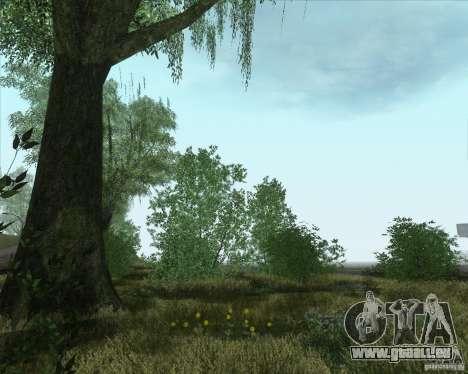 Project Oblivion HQ V1.1 für GTA San Andreas zweiten Screenshot