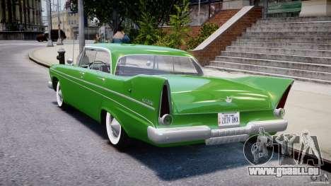Plymouth Belvedere 1957 v1.0 für GTA 4 hinten links Ansicht