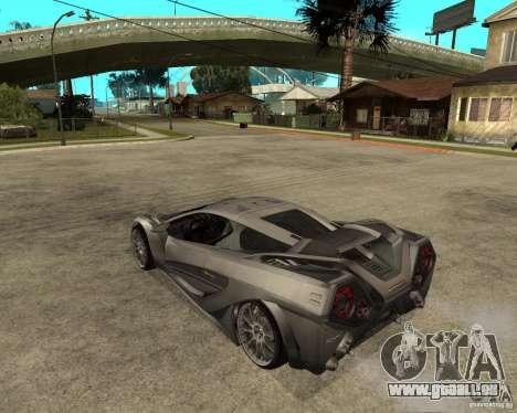 Nemixis pour GTA San Andreas laissé vue