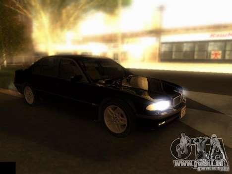 ENB Series v1.0 pour GTA San Andreas