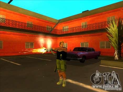 Phil pour GTA San Andreas troisième écran