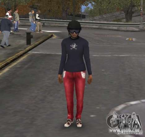 Player Selector für GTA 4 weiter Screenshot