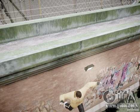 Prison Break Mod pour GTA 4 cinquième écran