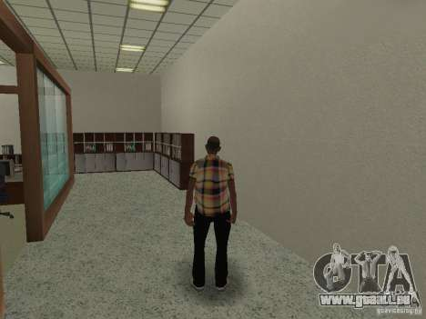 New bmost v2 pour GTA San Andreas troisième écran