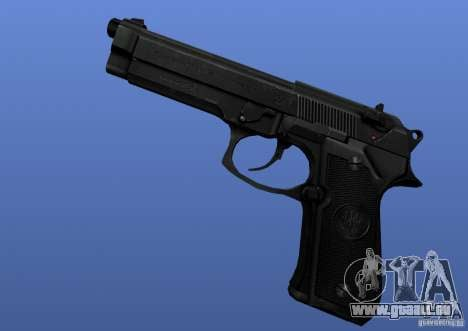 New Glock pour GTA 4