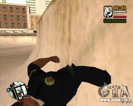 39 Animationen von dem Spiel Assassins Creed für GTA San Andreas sechsten Screenshot