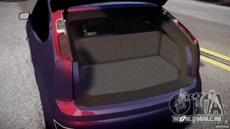 Ford Focus ST MkII 2005 pour GTA 4 est un côté