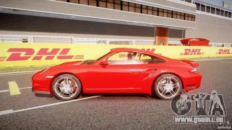 Porsche 911 Turbo V3 (final) pour GTA 4 est une gauche