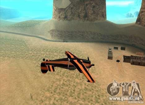 New Rustler für GTA San Andreas linke Ansicht
