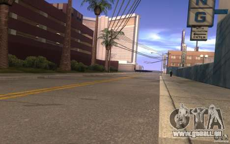 ENBSeries by muSHa v2.0 pour GTA San Andreas deuxième écran