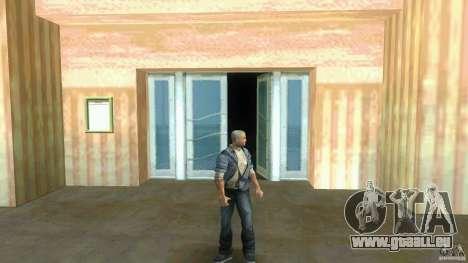 James Earl Cash für GTA Vice City