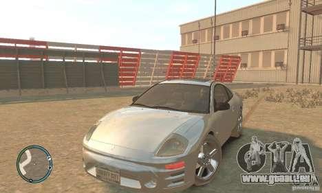 Mitsubishi Eclipse Spyder pour GTA 4