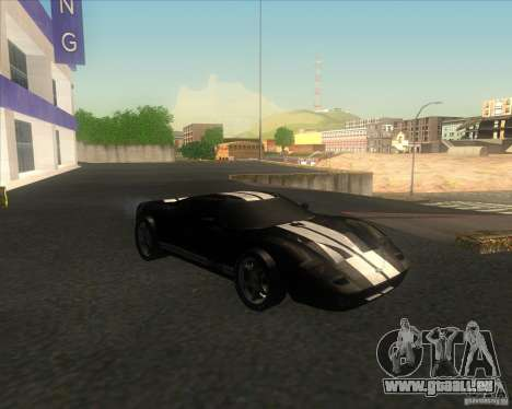 Ford GT stock pour GTA San Andreas