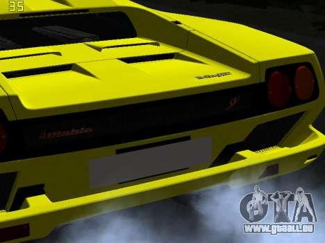 Lamborghini Diablo SV für GTA San Andreas Seitenansicht
