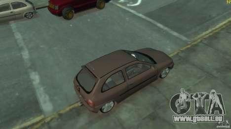 Opel Corsa B Tuning pour GTA 4 est un droit