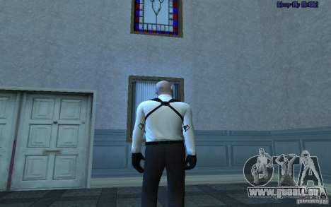 Agent 47 für GTA San Andreas her Screenshot