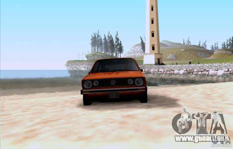 ENBSeries by HunterBoobs v3.0 pour GTA San Andreas