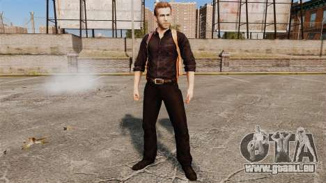 Ryan Reynolds (Nick Walker) pour GTA 4