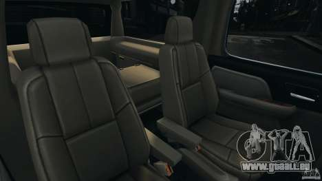 Chevrolet Suburban GMT900 2008 v1.0 für GTA 4 Seitenansicht