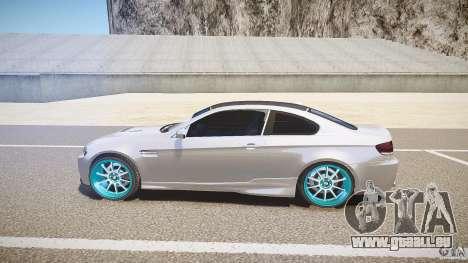 BMW E92 pour GTA 4 est une gauche
