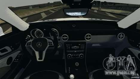 Mercedes-Benz SLK 2012 v1.0 [RIV] pour GTA 4 Vue arrière