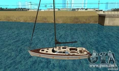 GTAIV Marquis für GTA San Andreas linke Ansicht