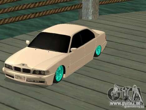 BMW 750i JDM pour GTA San Andreas