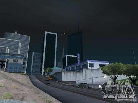 Weather manager pour GTA San Andreas septième écran